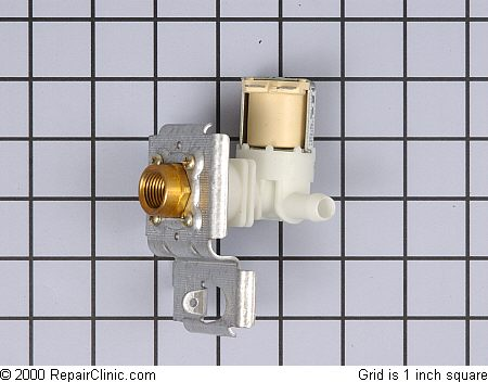 Dishwasher water valve applianceblog - Kitchenaid dishwasher fill valve ...