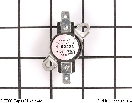 Thermostat Fixed Thermal Fuse Applianceblog