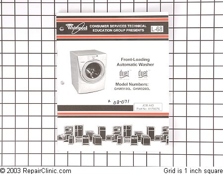 Sears kenmore he3 he3t washer service manual applianceassistant.