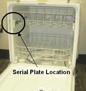 GE Dishwasher Recall