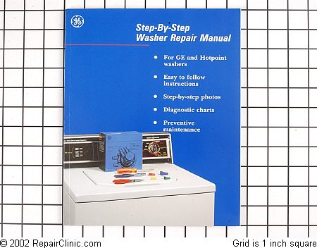 ge hotpoint and rca washing machine repair manual applianceblog rh applianceblog com Hotpoint Owner's Manual Hotpoint Owner's Manual
