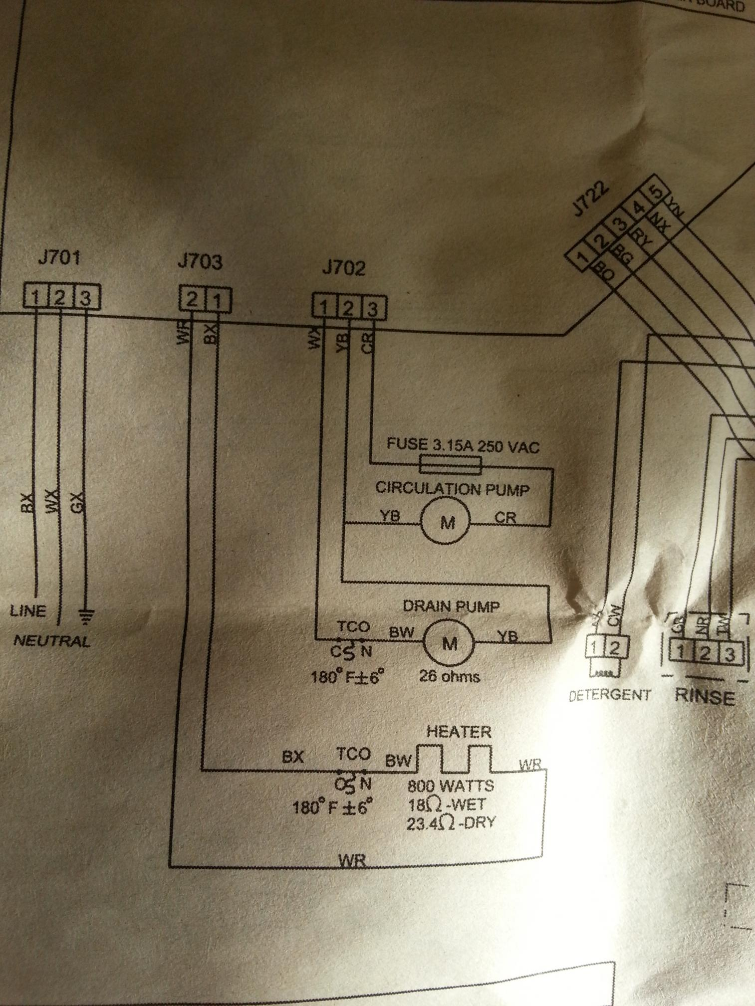 Fixed Gdt580sgf0ww Ge Dishwasher Not Heating Tried Several Things Kenmore Wiring Diagram Click Image For Larger Version Name 20160823 173850 Views 154 Size