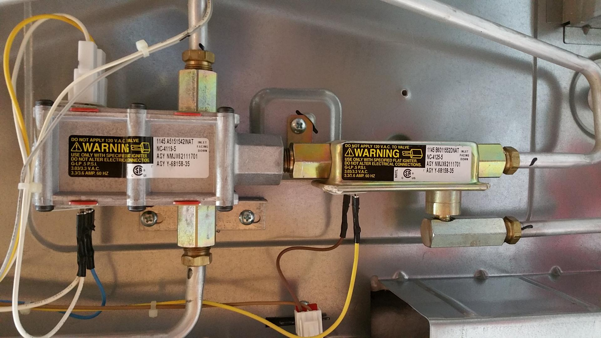 Fixed Ldg3016st F9 Code On Upper Oven Frigidaire Wiring Diagram Click Image For Larger Version Name 20180228 150537 Copy Views 83