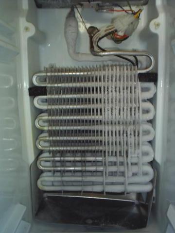 Fixed Amana Bottom Freezer Unit Freezer Cold