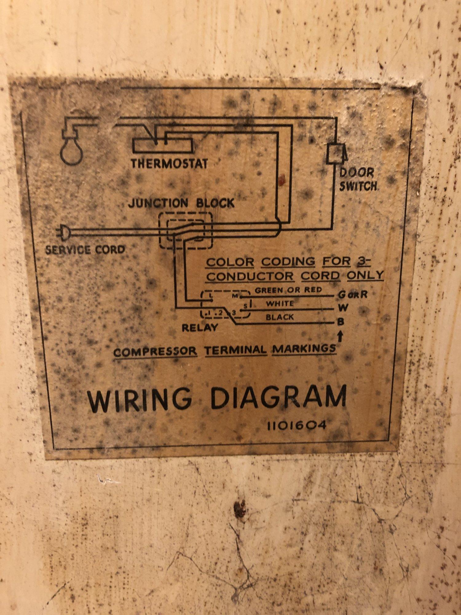 1940's or 1950's Kelvinator Wiring | ApplianceBlog Repair ForumsApplianceBlog