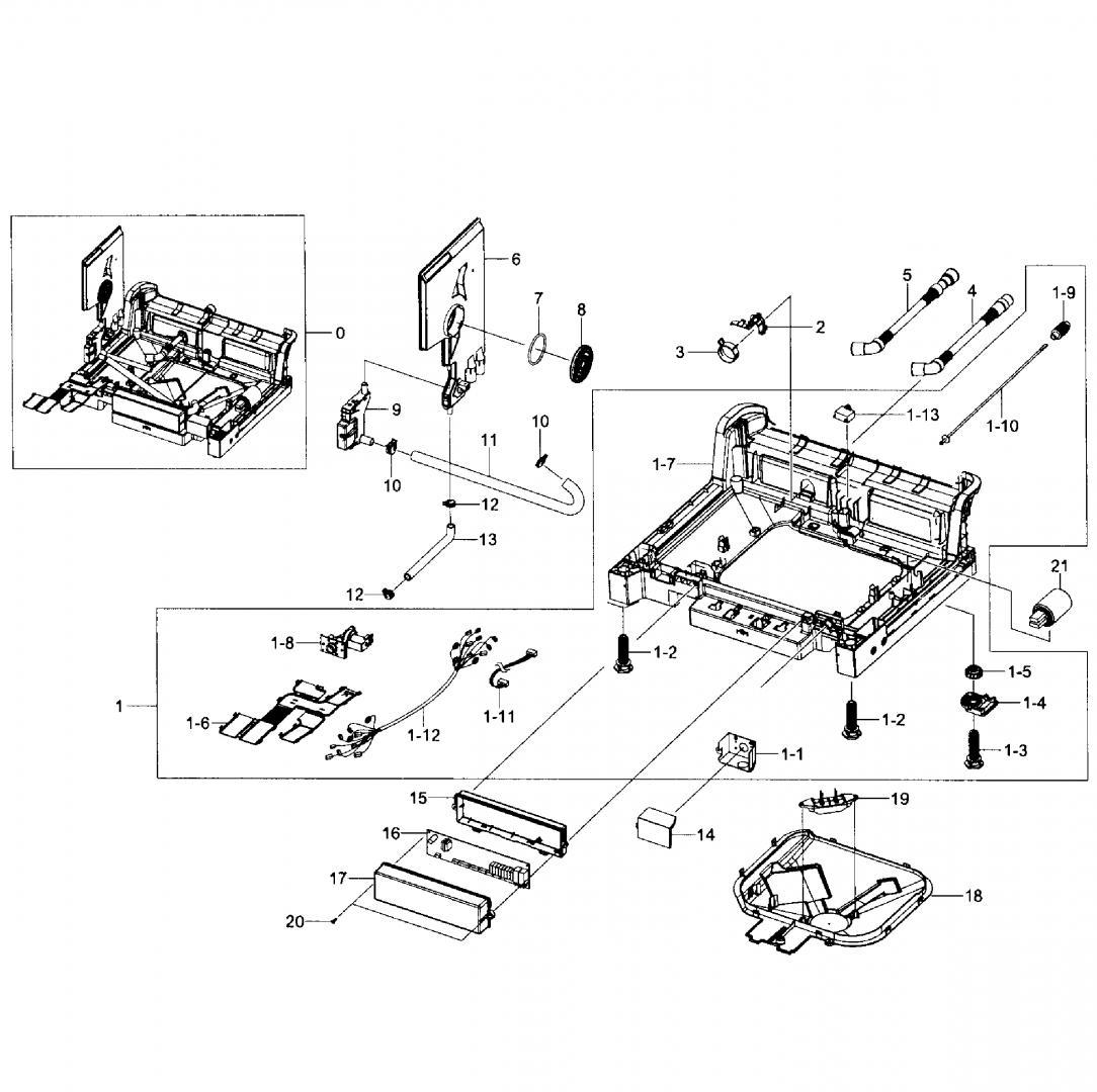 samsung dishwasher blinking lights normal heavy smart auto
