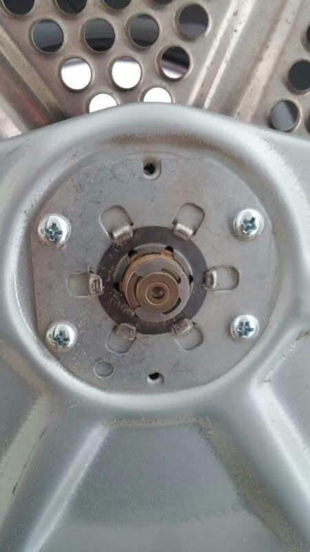 Beko Blomberg Tumble Dryer Drum Pulley Wheel Roller GENUINE
