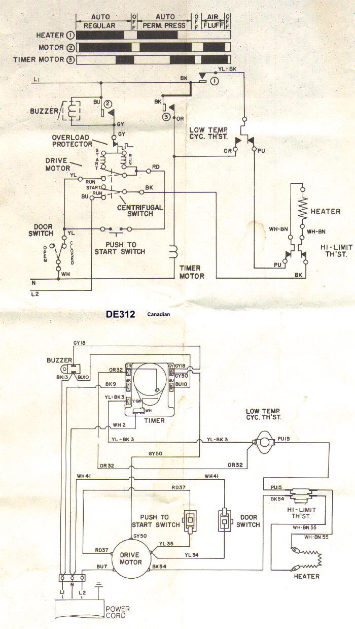 Lde512 Maytag Electric Dryer Not Heating Applianceblog Repair Forums