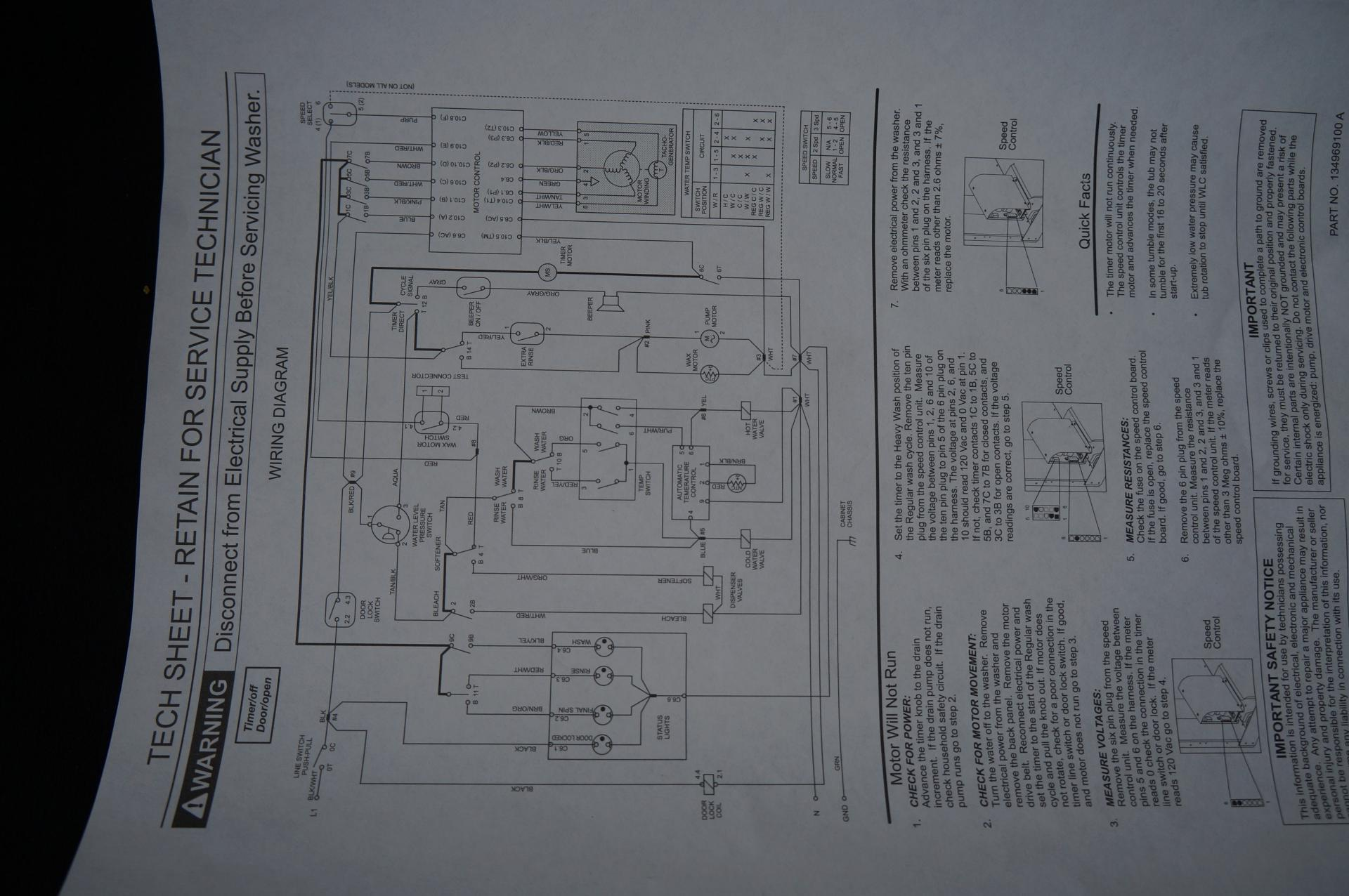 Frigidaire Front Load Washer Wont Start Magic Door Lock Wiring Diagram Click Image For Larger Version Name Dsc02367 Views 30 Size