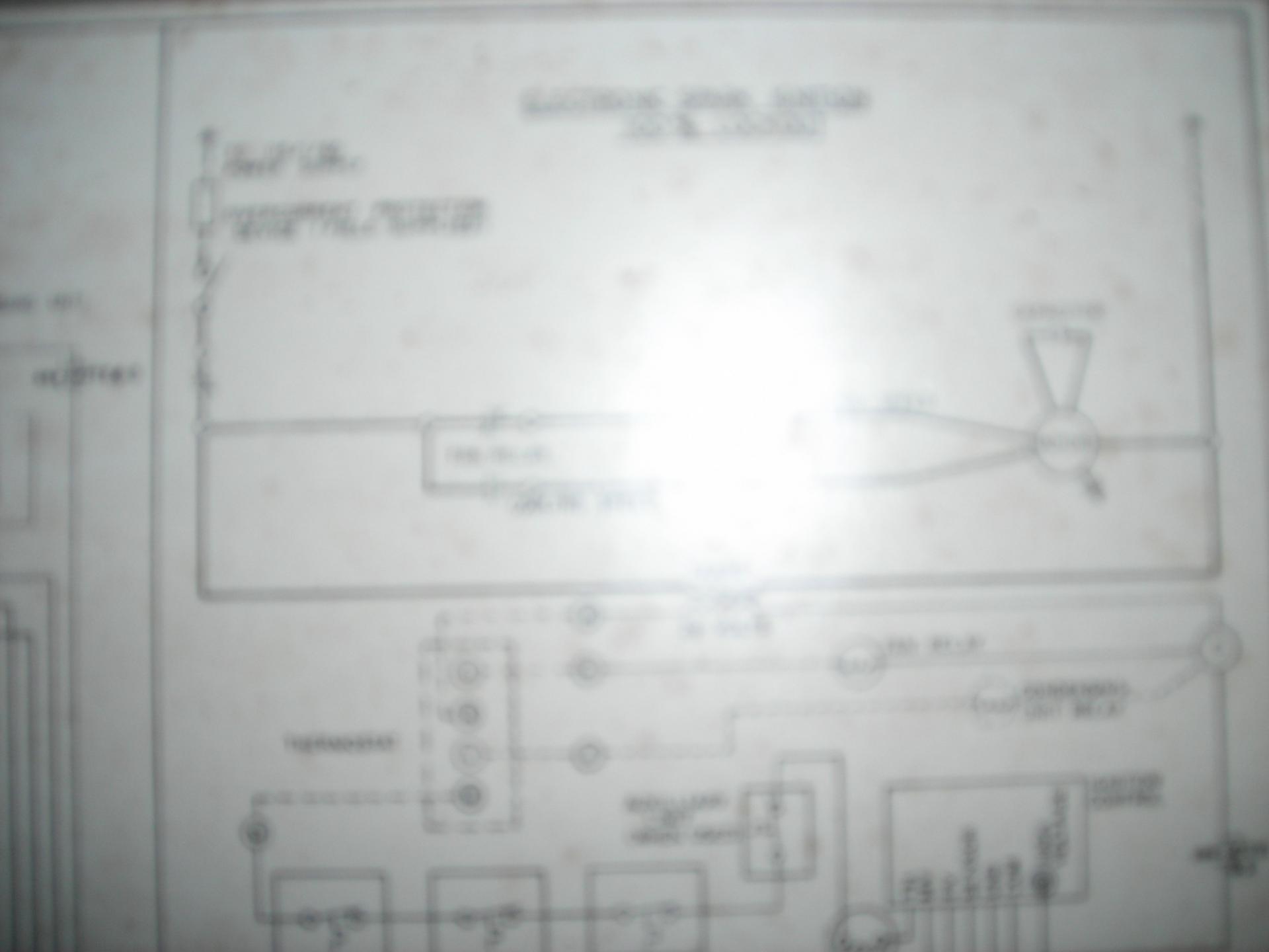 FIXED - Janitrol Furnace Fan will run on