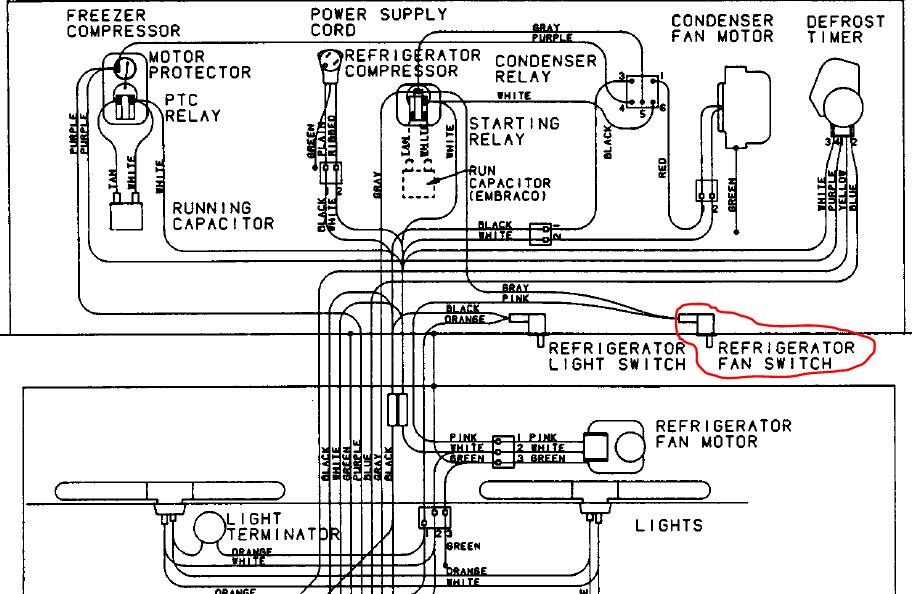 Fixed Sub Zero 550 Refrigerator Temperature Issues And