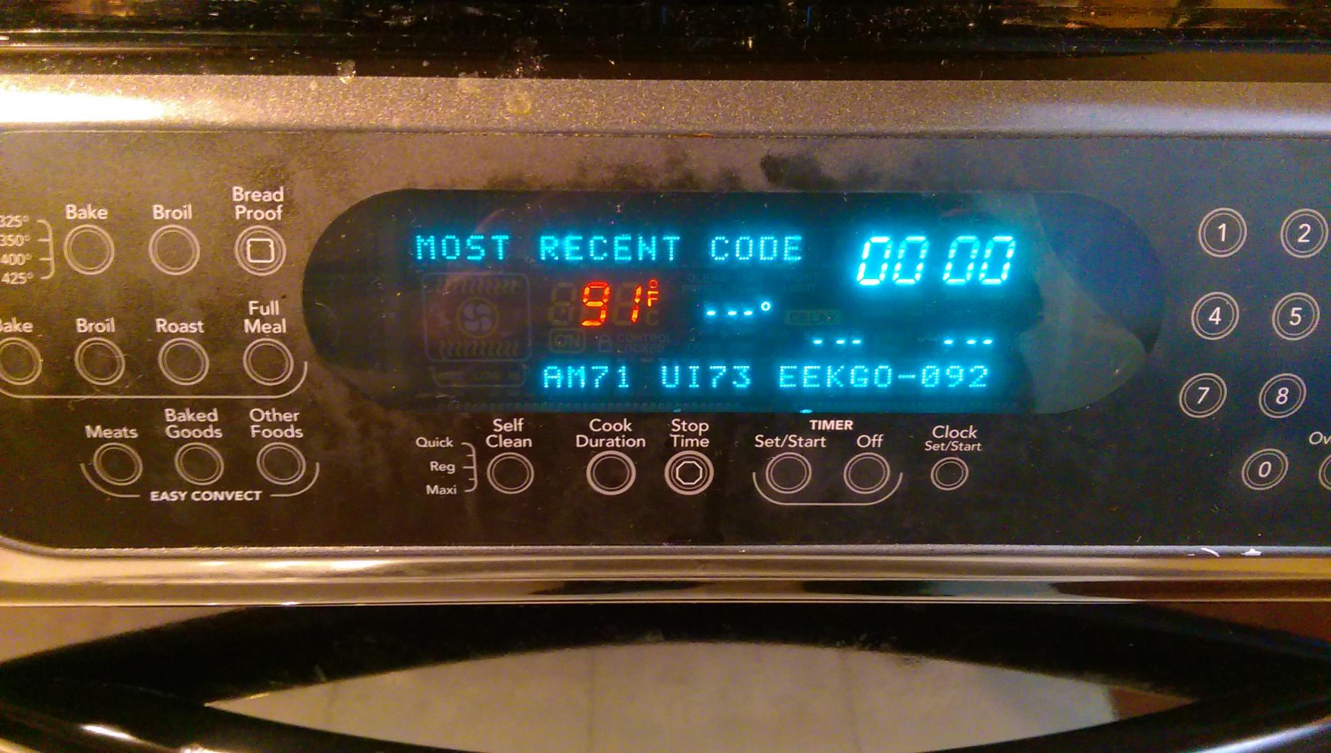 Kitchenaid oven won't heat