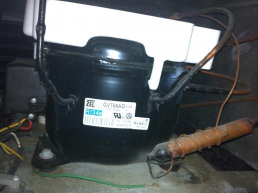 G-8 Rockstar Fridge | ApplianceBlog Repair Forums on