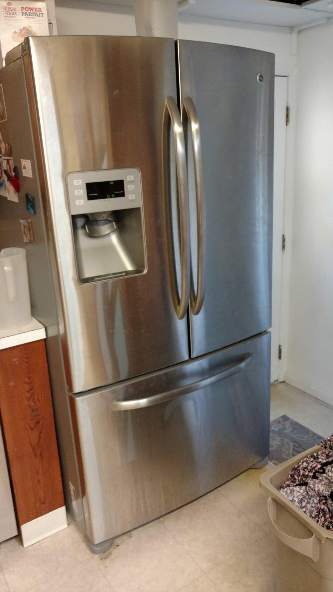 Gfss6kkycss Ge Refrigerator 600 Repair And It Is Still Not Fixed Applianceblog Repair Forums