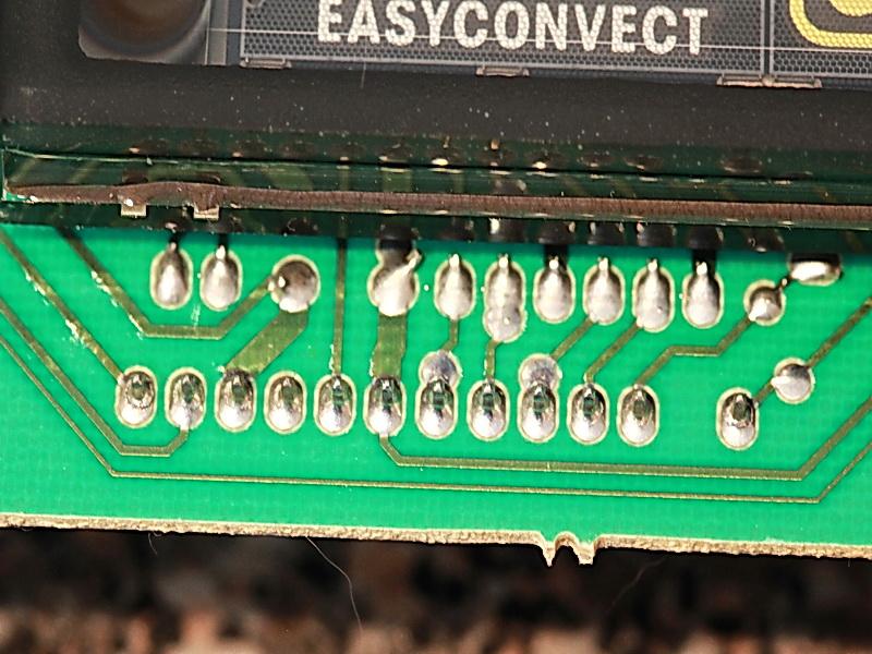 Kitchenaid Superba Oven Control Panel