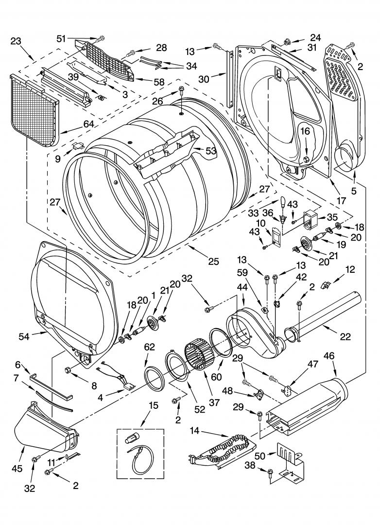 Fixed 11095872400 Kenmore Elite Dryer Beeps Once And Doesnt Start Bosch Board Electronic Circuit 00415292 From Appliancepartsproscom Click Image For Larger Version Name K0312035 00003 Views 73