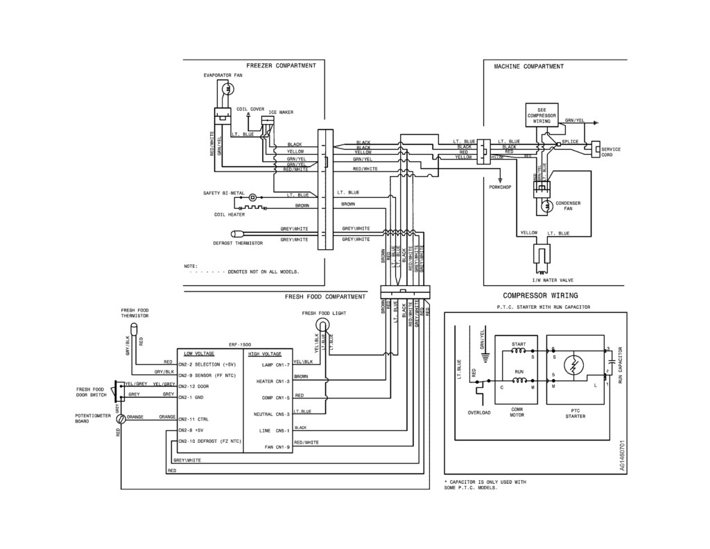 106.55529400 Kenmore Coldspot not working! | ApplianceBlog ... on