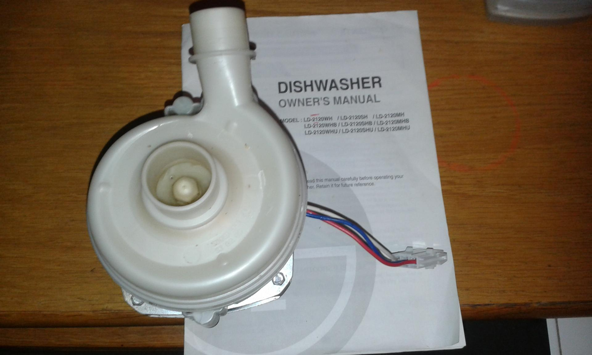 Name: LG Dishwasher Motor 02.jpg Views: ...