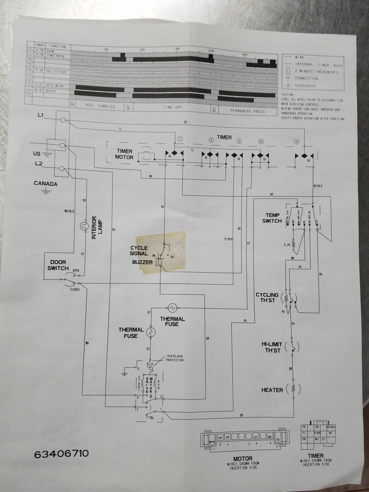 Maytag Atlantis Dryer Wiring Diagram from www.applianceblog.com