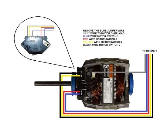 LSG7806AAE Maytag - Looking for dryer motor wiring instructions |  Applianceblog Repair Forums | Dryer Motor Wiring Harness Layout |  | ApplianceBlog