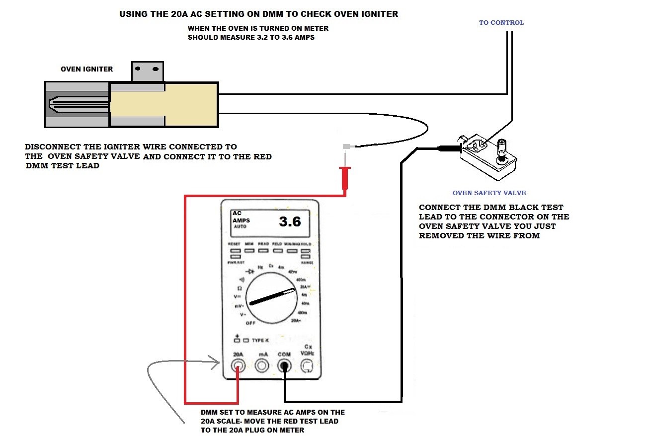 Name: Oven Igniter Test DMM.jpg Views: