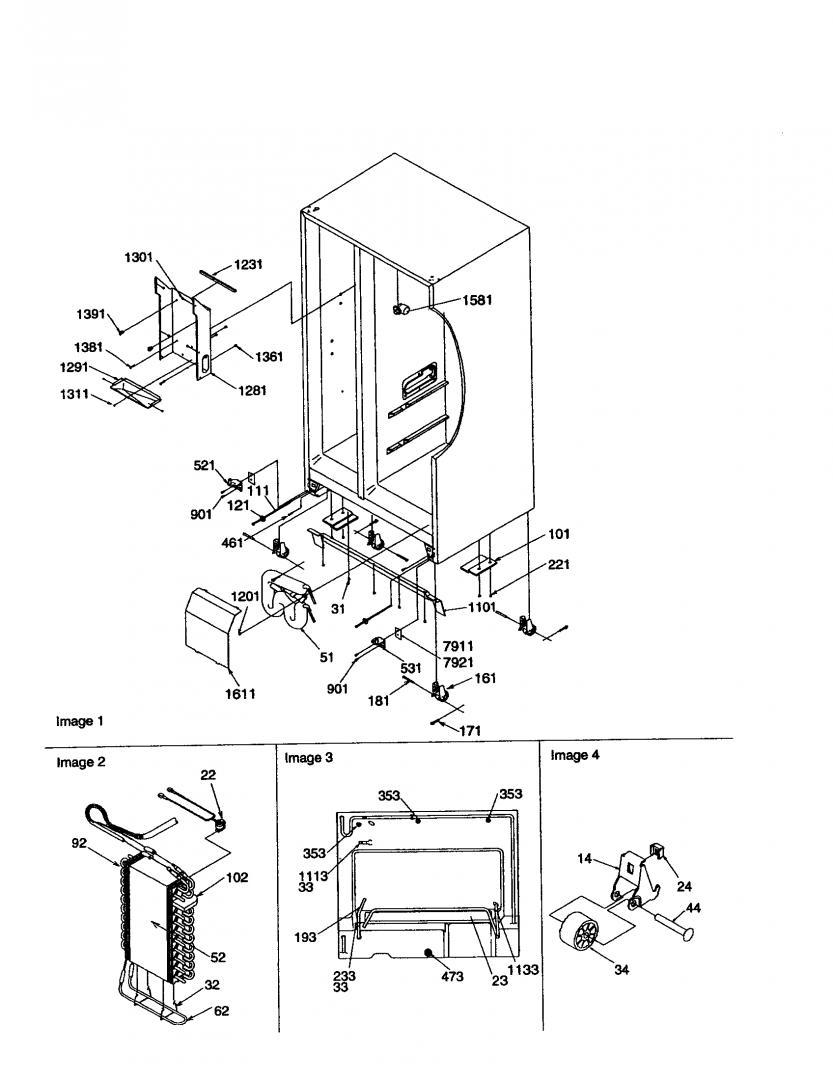 Wiring Diagram Fridge Thermostat