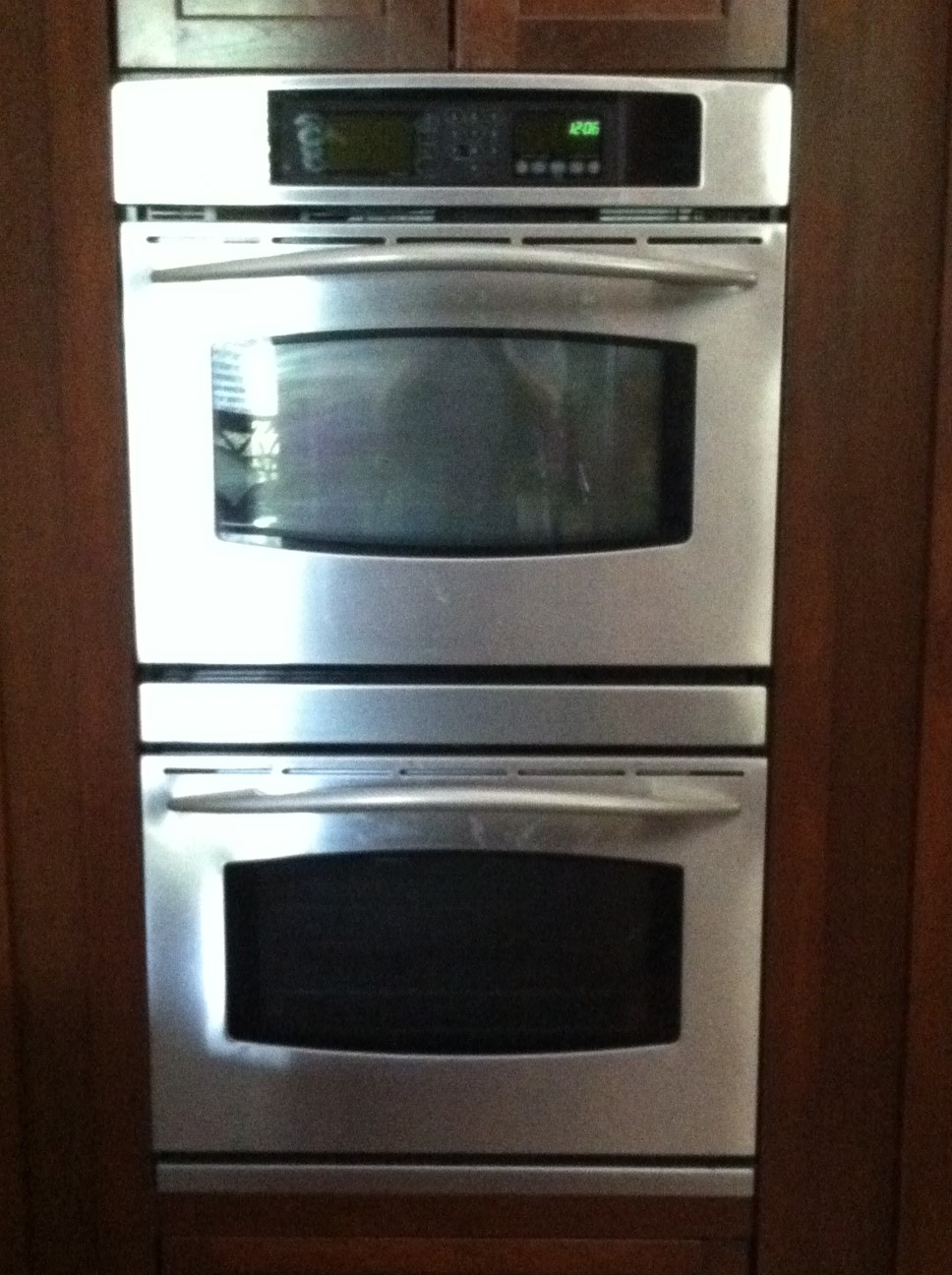 Control Panel Replacement - Built-in GE Profile Ovens