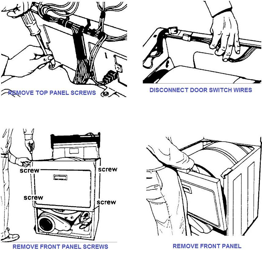 Whirlpool dryer GEW9868KQ0 Senseon problems | Applianceblog Repair Forums | Whirlpool Senseon Dryer Wiring Diagram |  | ApplianceBlog