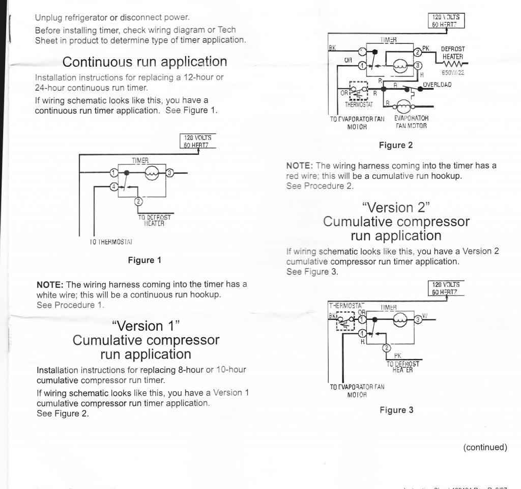 refrigerator defrost timer wiring diagram wiring diagram and hernes mars defrost timer wiring diagram diagrams whirlpool refrigerator