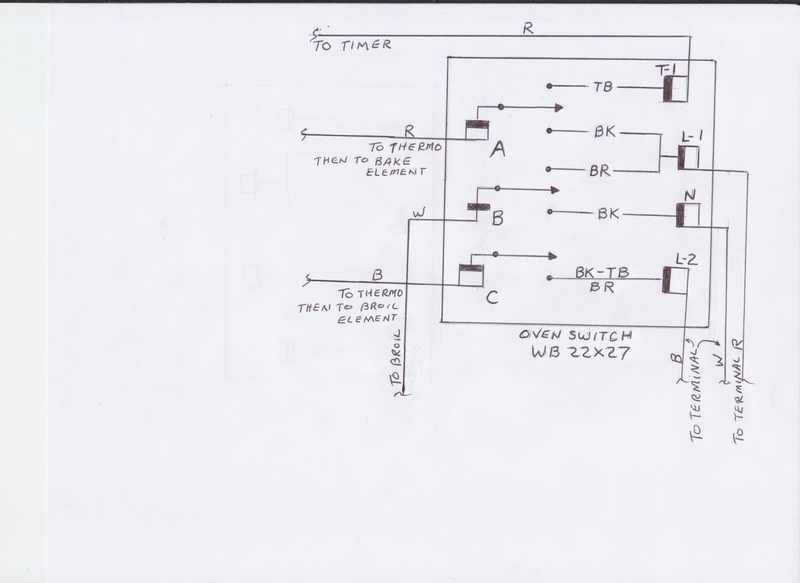 How to check continuity on an oven selector switch | ApplianceBlog Repair  ForumsApplianceBlog