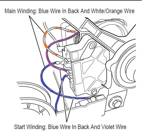 Kenmore He3 Dryer Testing Motor, Wiring Diagram For Kenmore Elite He3 Dryer