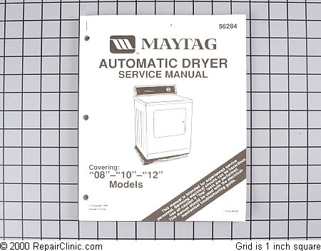 maytag dependable care dryer repair manual applianceblog rh applianceblog com Maytag Dryer Model Numbers Maytag Dryer Model Numbers