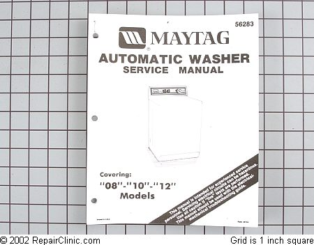 Maytag Dependable Care Washer Repair Manual Applianceblog