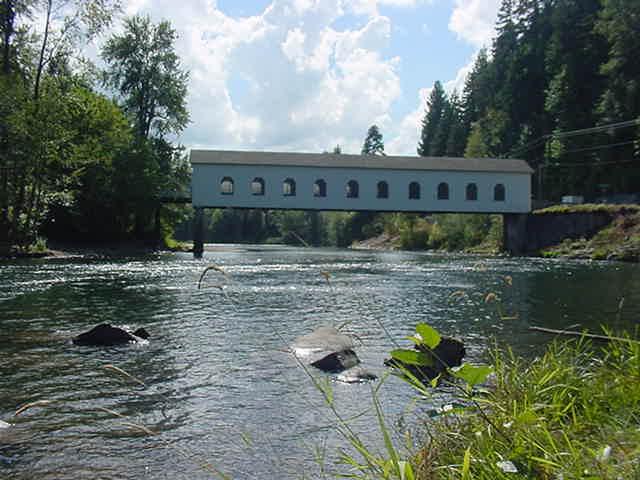 Goodpasture McKenzie River